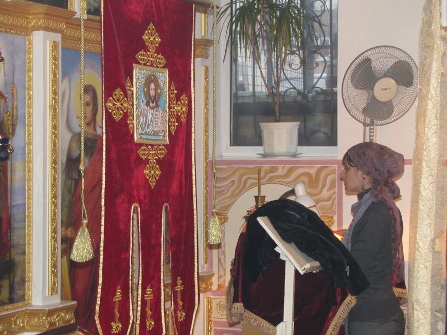 В Мелитополе началась традиционная вечерняя Рождественская служба (фото, видео), фото-7