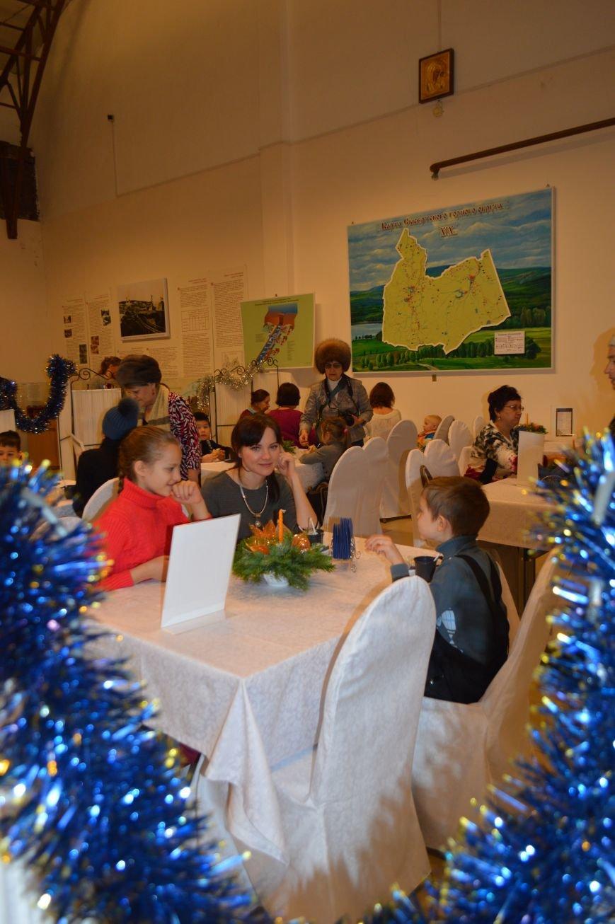 В Северской домне перед Рождеством был аншлаг, фото-7