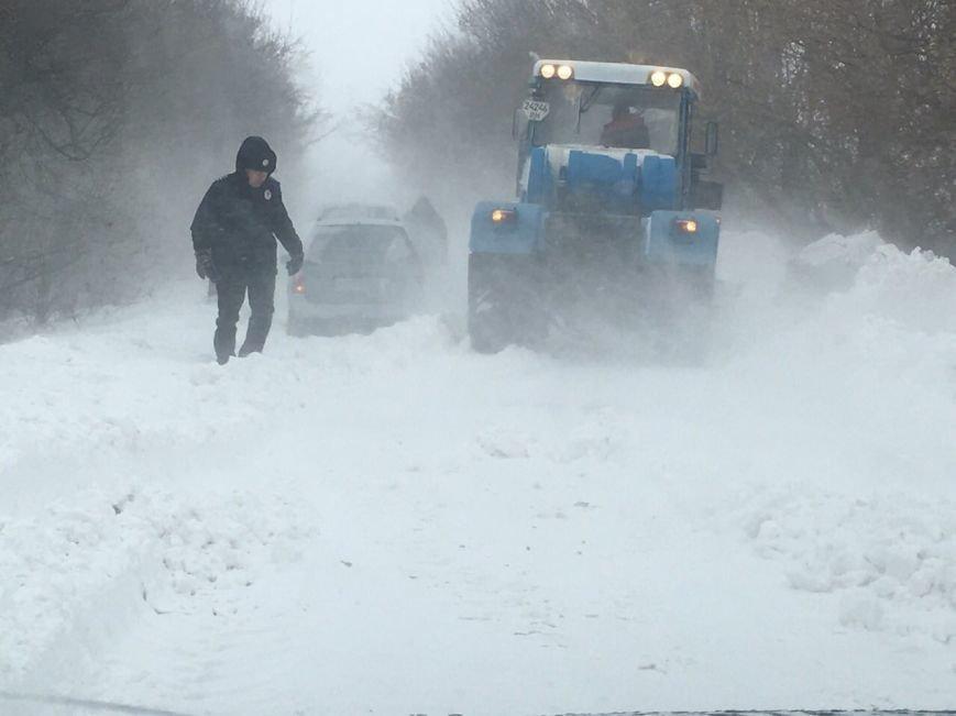 Ситуация на дорогах области: Из Одессы лучше не выезжать (ФОТО), фото-4