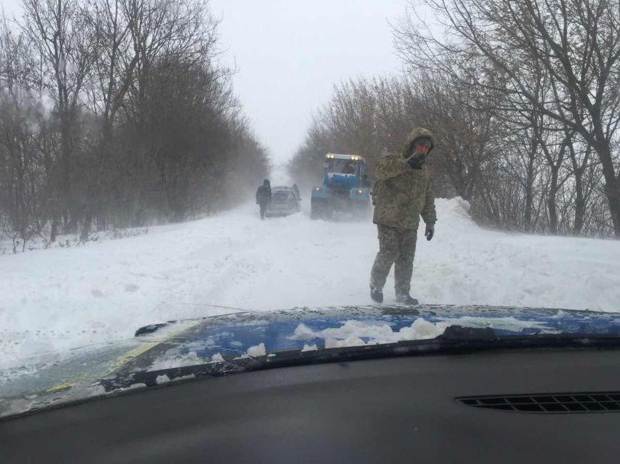 Ситуация на дорогах области: Из Одессы лучше не выезжать (ФОТО), фото-8