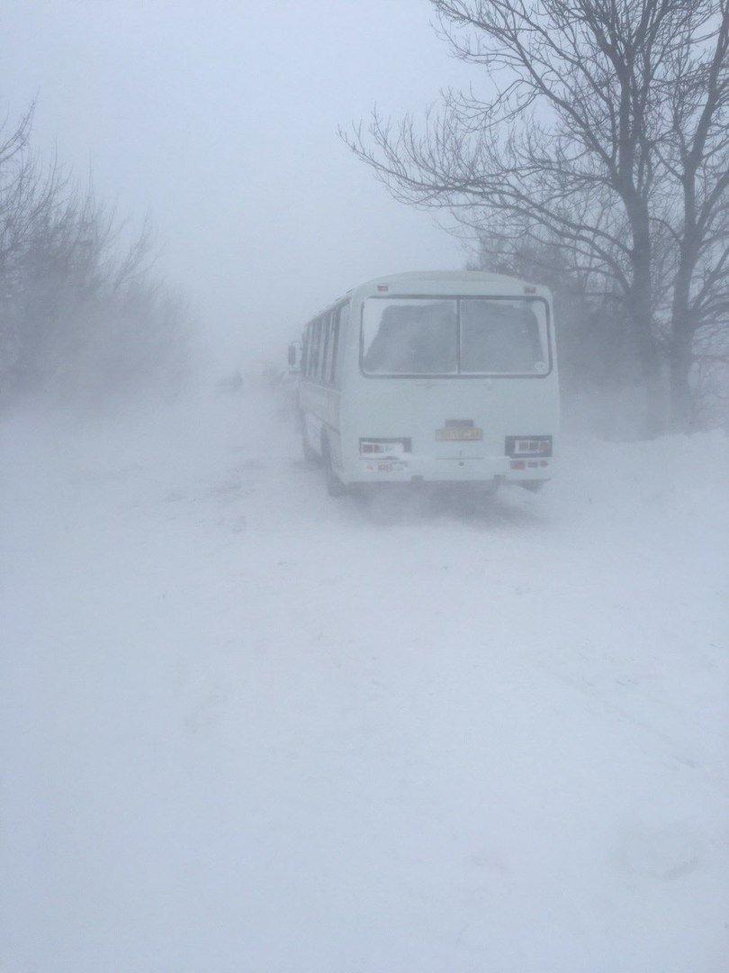 Ситуация на дорогах области: Из Одессы лучше не выезжать (ФОТО), фото-5