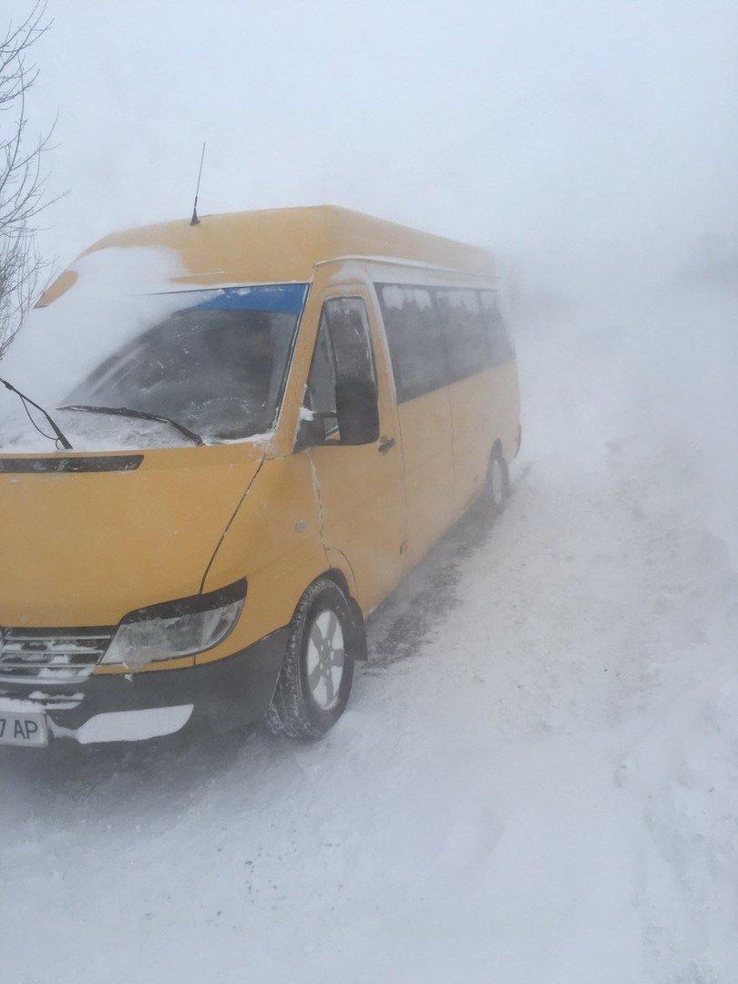 Ситуация на дорогах области: Из Одессы лучше не выезжать (ФОТО), фото-2