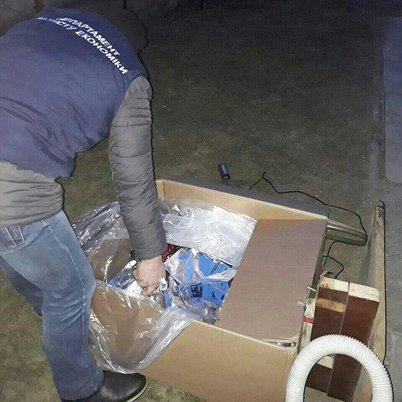 У Чернівцях силовики викрили підпільний алкогольний цех (ФОТО), фото-3