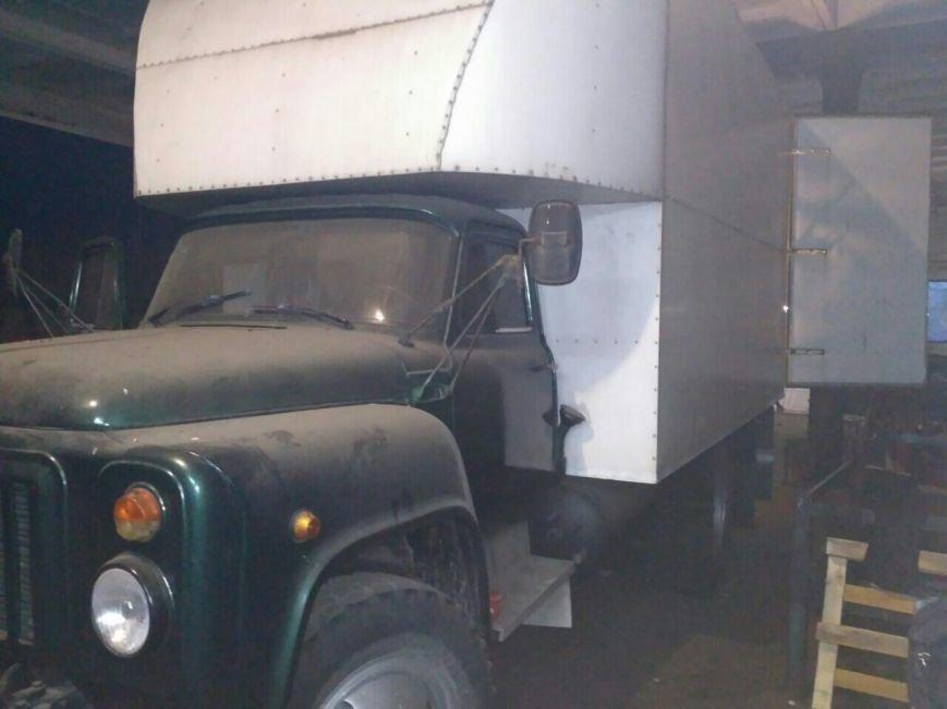 В Броварах виявили цех, де виробляли фальсифікований алкоголь (Фото), фото-2