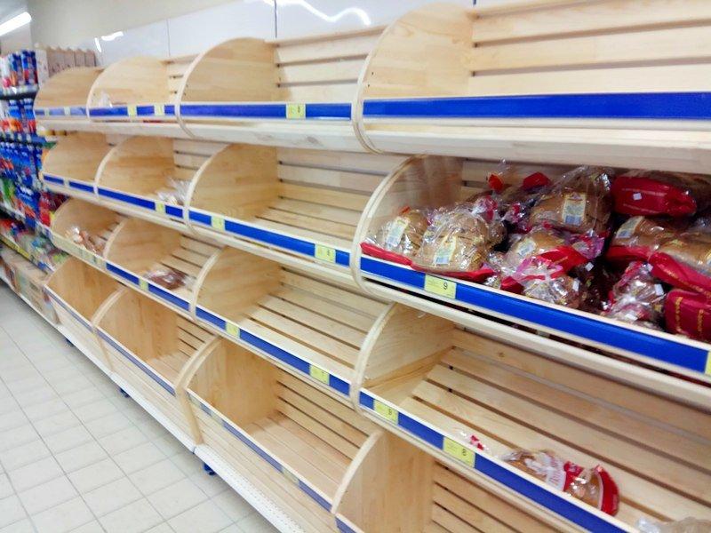 Хлеб в магазины Одессы поступает по плану, фото-1