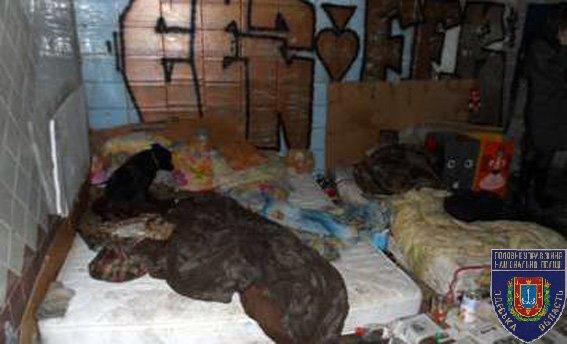 В Одессе бездомный из ревности задушил собутыльника (ВИДЕО), фото-6