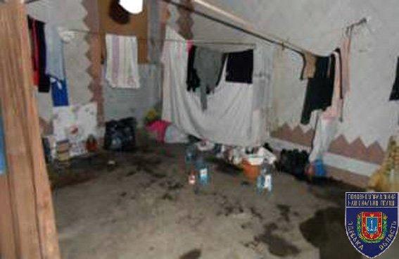 В Одессе бездомный из ревности задушил собутыльника (ВИДЕО), фото-7