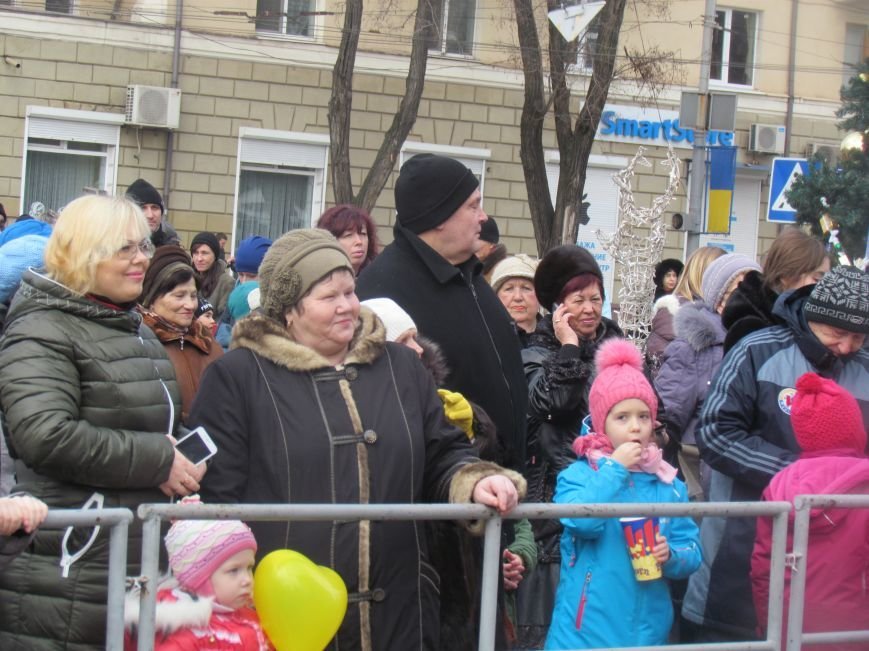 Мариупольцев с Рождеством поздравляли песнями (ФОТО), фото-3