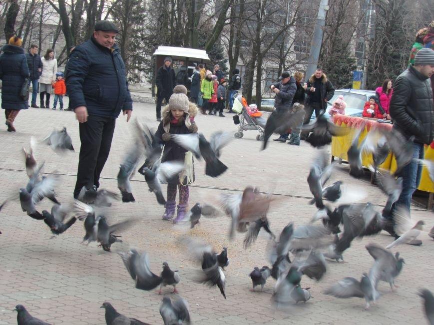 Мариупольцев с Рождеством поздравляли песнями (ФОТО), фото-5