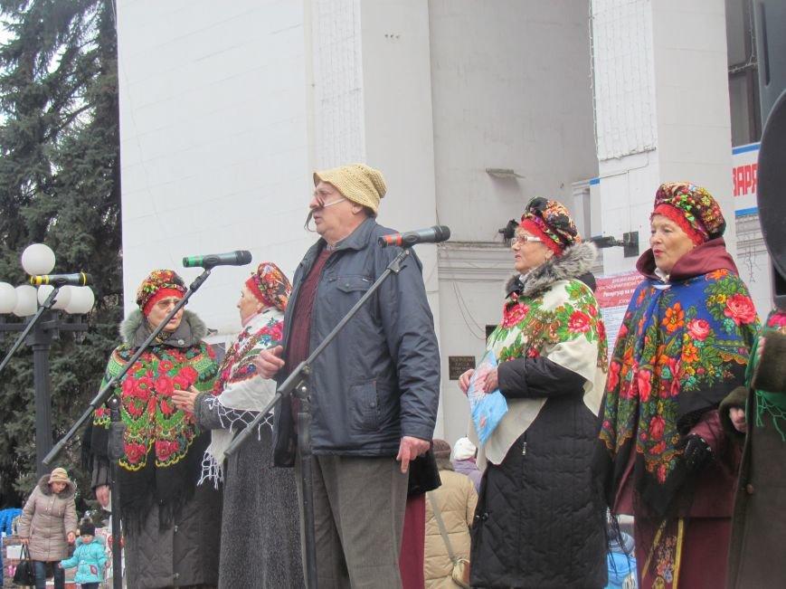 Мариупольцев с Рождеством поздравляли песнями (ФОТО), фото-4