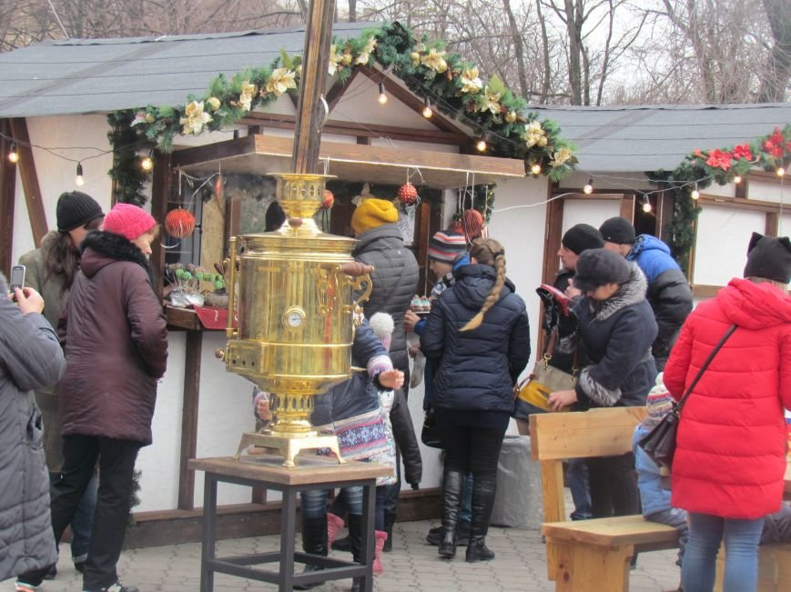 Мариупольцев с Рождеством поздравляли песнями (ФОТО), фото-10