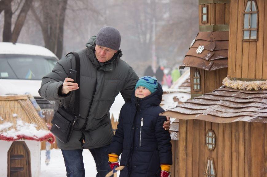 Как в Запорожье Рождество отмечают, - ФОТОРЕПОРТАЖ, фото-8