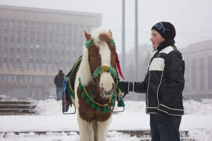 Как в Запорожье Рождество отмечают, - ФОТОРЕПОРТАЖ, фото-11