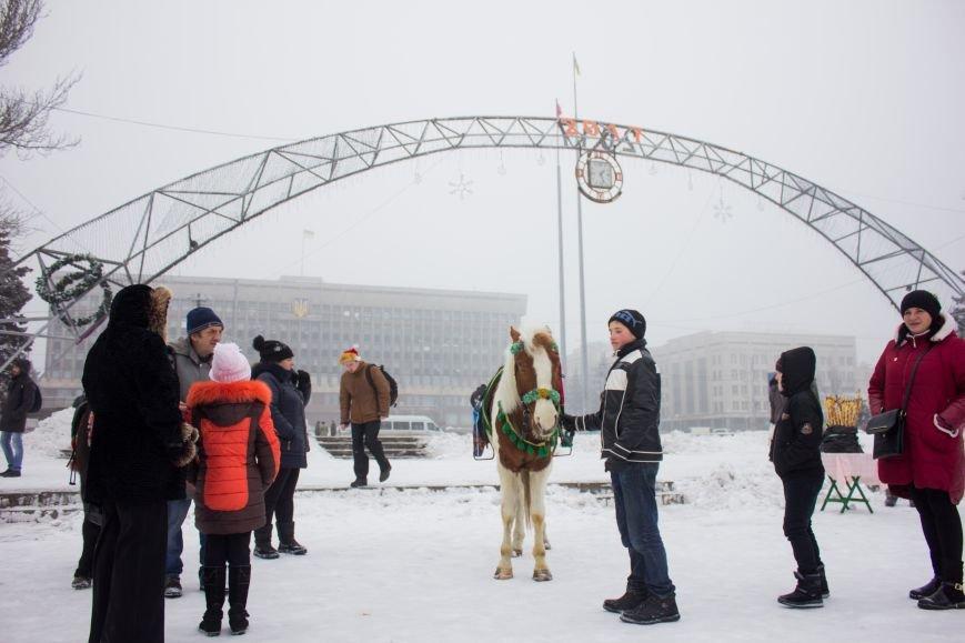 Как в Запорожье Рождество отмечают, - ФОТОРЕПОРТАЖ, фото-10