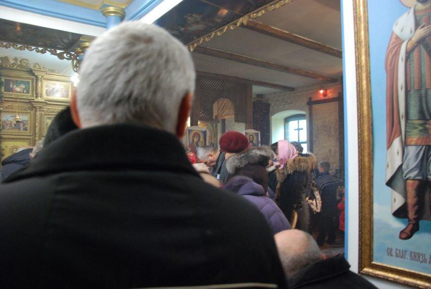 В Бердянске состоялись богослужения на чеcть Рождества (ФОТО), фото-3