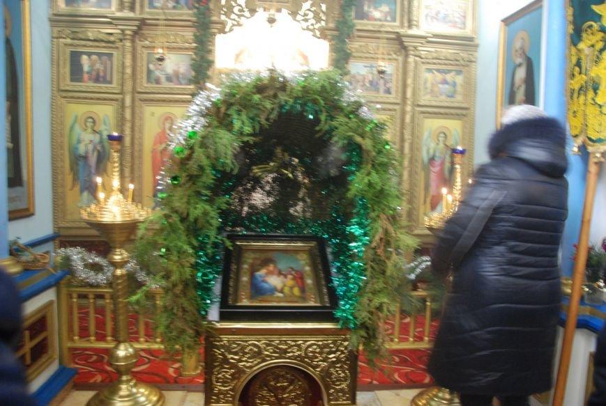 В Бердянске состоялись богослужения на чеcть Рождества (ФОТО), фото-4