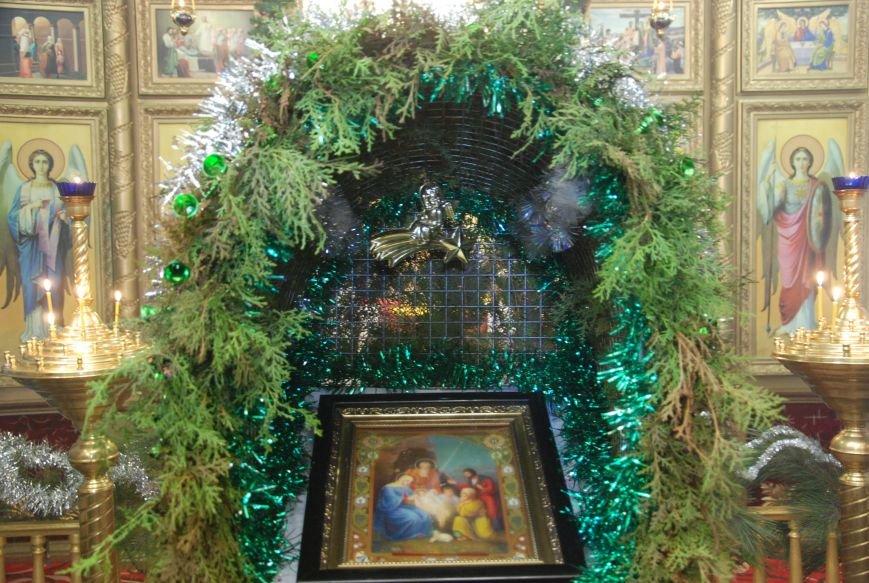 В Бердянске состоялись богослужения на чеcть Рождества (ФОТО), фото-5