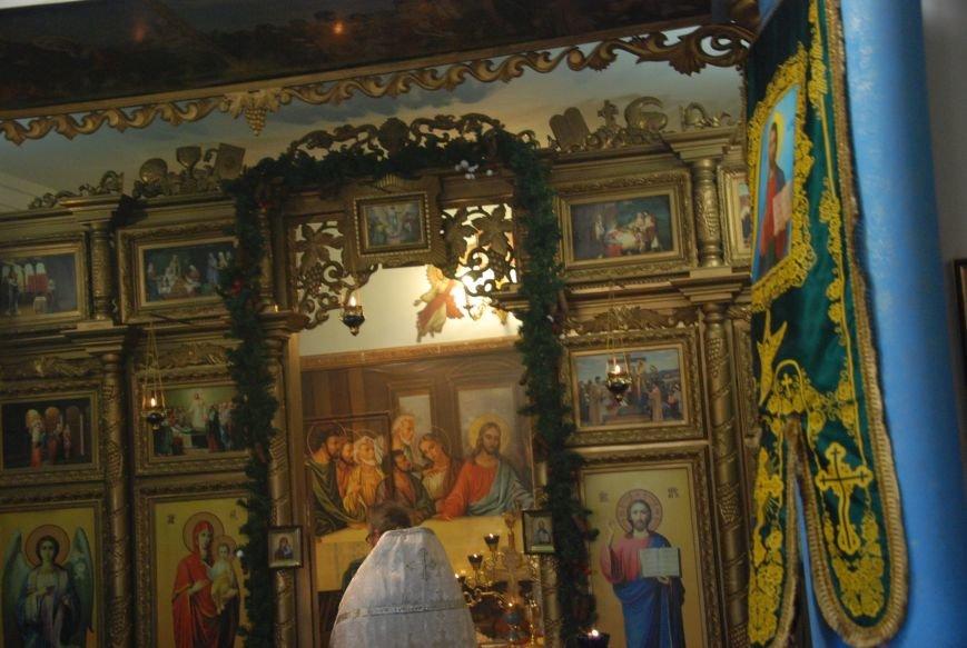 В Бердянске состоялись богослужения на чеcть Рождества (ФОТО), фото-7