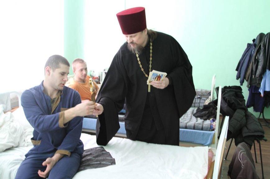 Как в военном госпитале Днепра отметили Рождество Христово (ЭКСКЛЮЗИВНЫЙ ФОТОРЕПОРТАЖ, ВИДЕО), фото-7