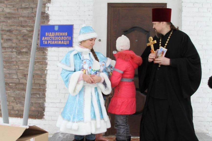Как в военном госпитале Днепра отметили Рождество Христово (ЭКСКЛЮЗИВНЫЙ ФОТОРЕПОРТАЖ, ВИДЕО), фото-4