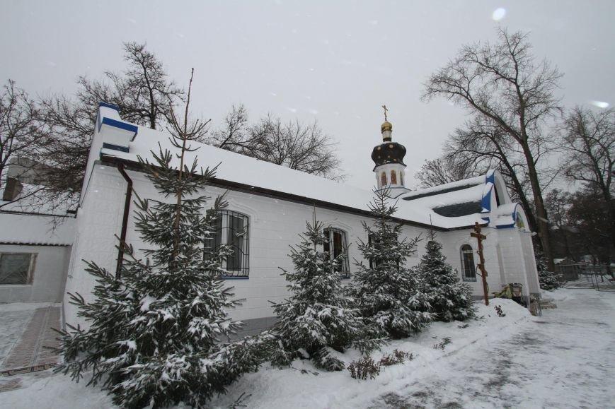 Как в военном госпитале Днепра отметили Рождество Христово (ЭКСКЛЮЗИВНЫЙ ФОТОРЕПОРТАЖ, ВИДЕО), фото-1