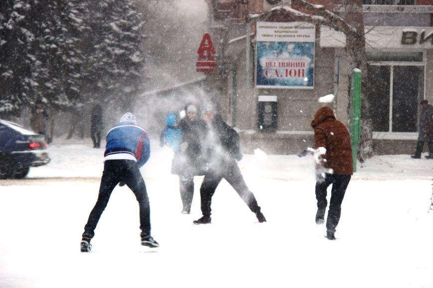Как херсонцы проводят рождественский день (фото), фото-2