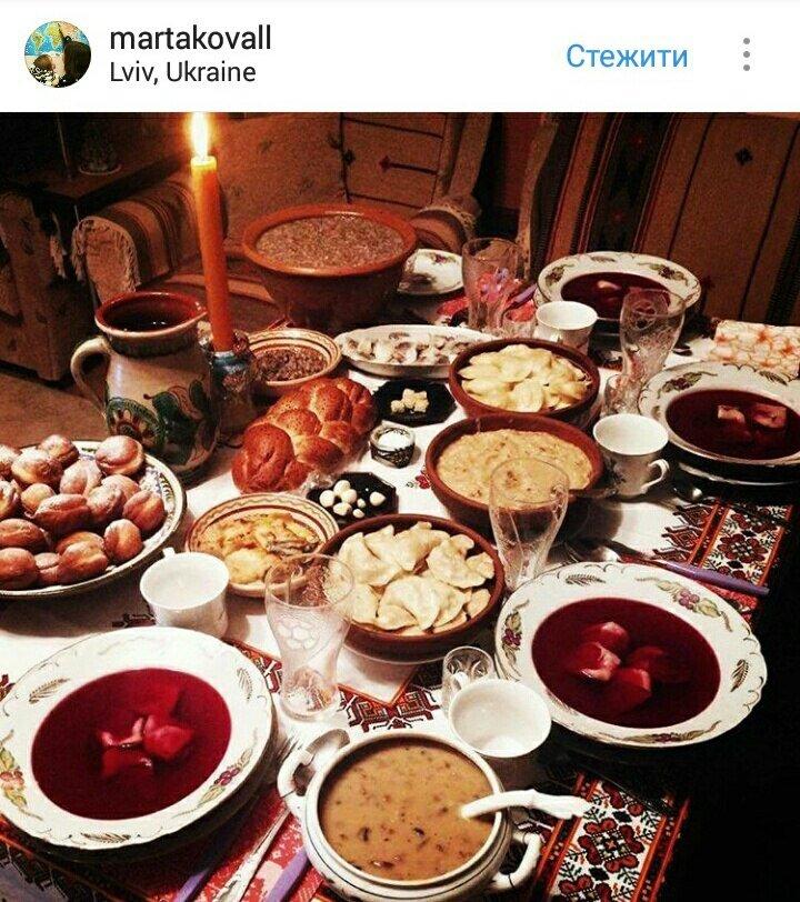 Чим були багаті столи українців у Святвечір (ФОТО), фото-10