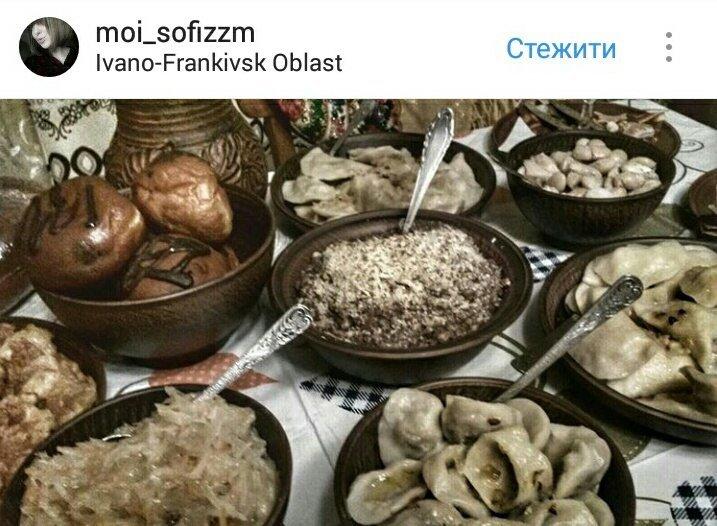 Чим були багаті столи українців у Святвечір (ФОТО), фото-1
