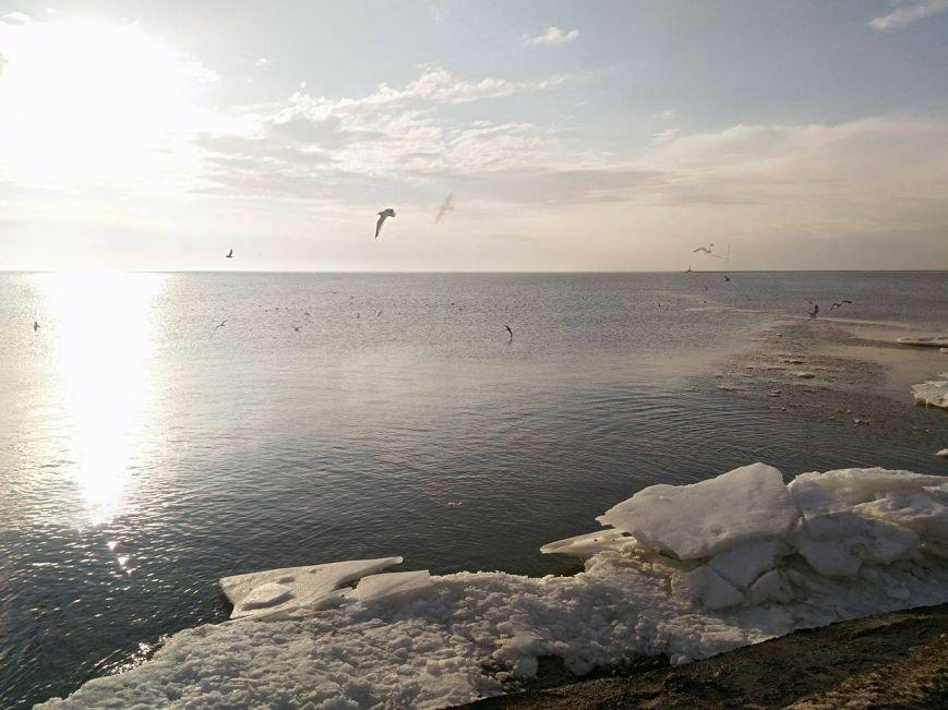 Безлюдный Бердянск: как выглядит курортный город зимой, - ФОТОРЕПОРТАЖ, фото-2
