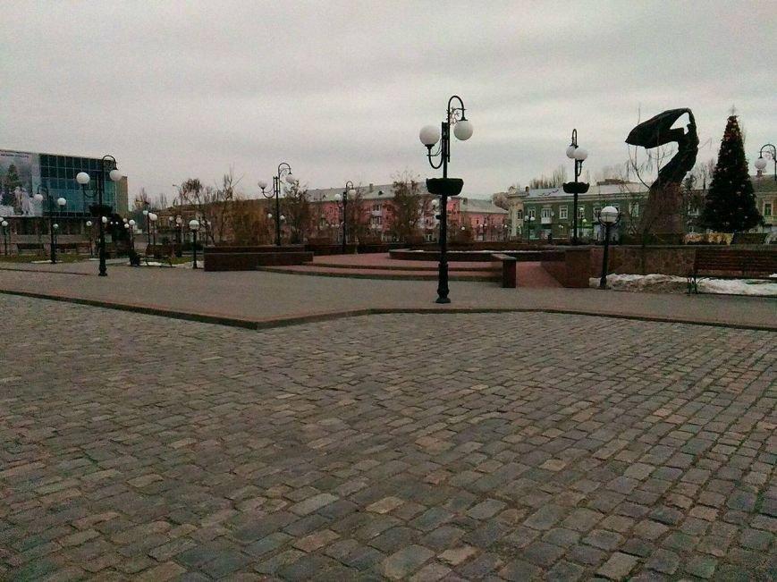 Безлюдный Бердянск: как выглядит курортный город зимой, - ФОТОРЕПОРТАЖ, фото-7