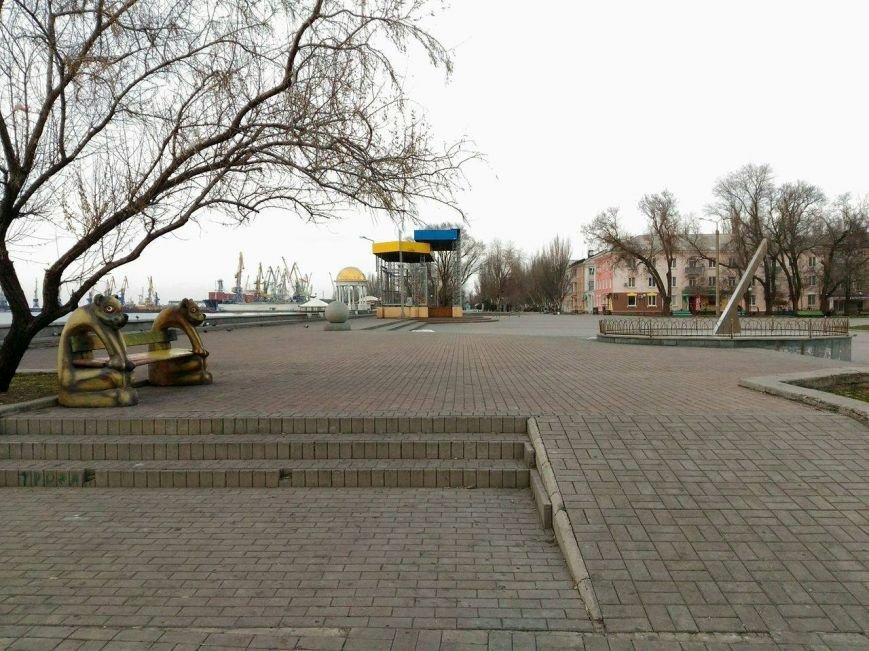 Безлюдный Бердянск: как выглядит курортный город зимой, - ФОТОРЕПОРТАЖ, фото-8