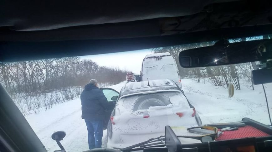 На трассе Сумы-Киев смертельное ДТП (ФОТО), фото-3