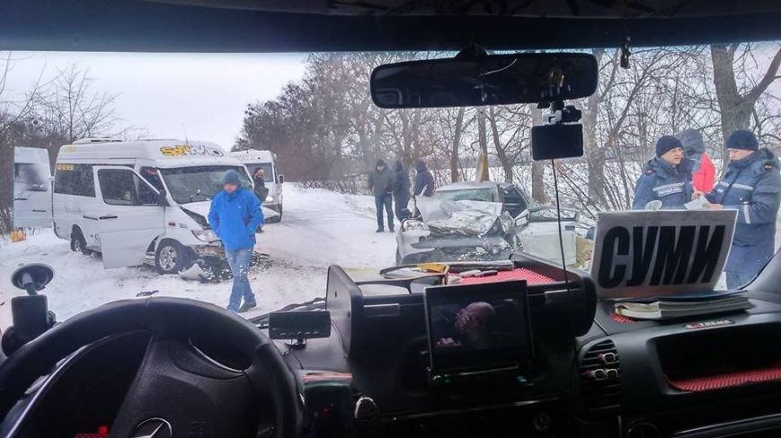 На трассе Сумы-Киев смертельное ДТП (ФОТО), фото-2