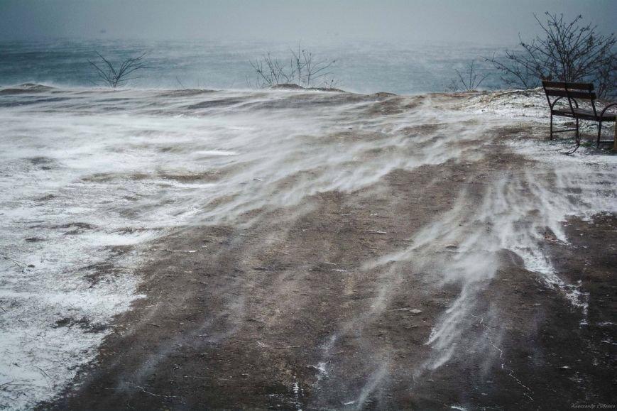 В Одессе снова парило море (ФОТО), фото-2