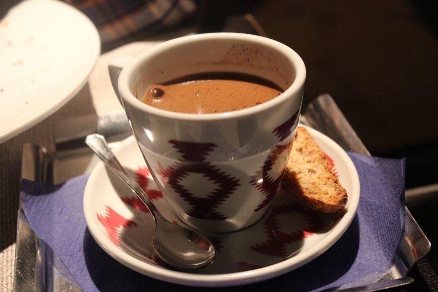 Тест-драйв запорожских общепитов: эспрессо-бар Giusti, фото-21