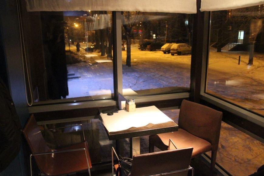 Тест-драйв запорожских общепитов: эспрессо-бар Giusti, фото-3