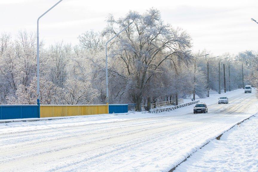 Зима на Хортице: фоторепортаж Алексея Толмачева, фото-2