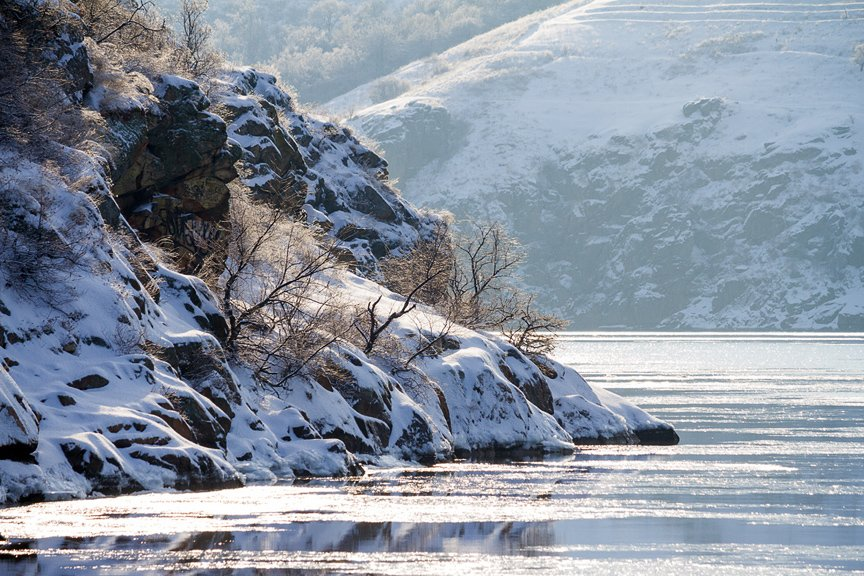 Зима на Хортице: фоторепортаж Алексея Толмачева, фото-19