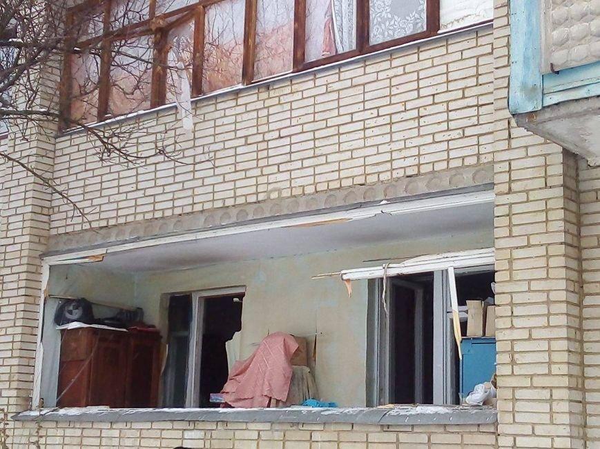 В Сумах патрульные эвакуировали жителей дома на пр. Лушпы, где прогремел взрыв (ФОТО), фото-6