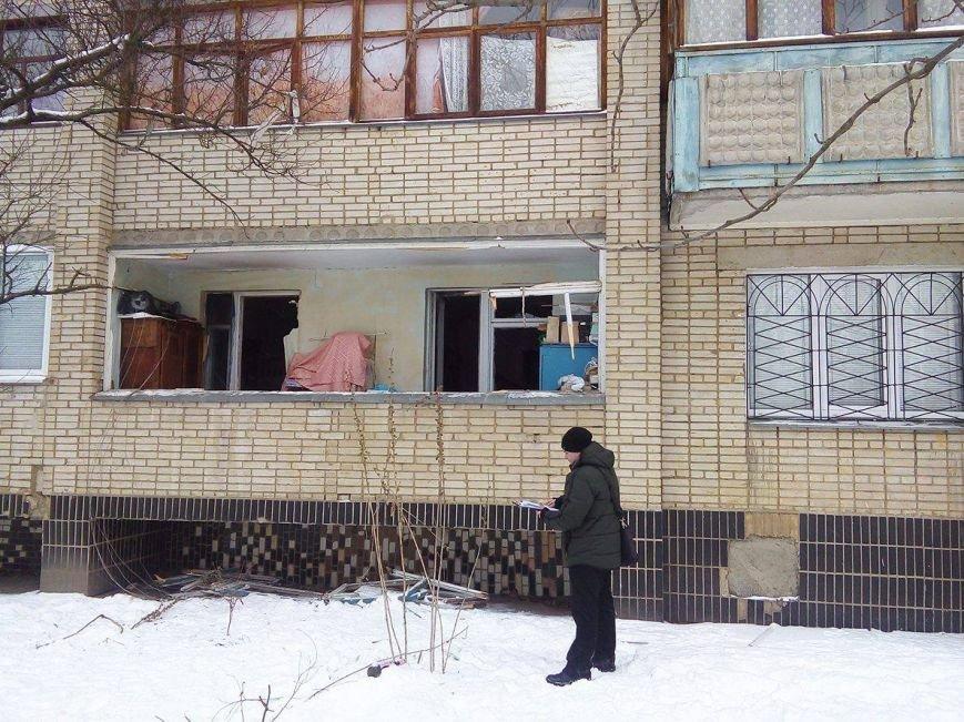 В Сумах патрульные эвакуировали жителей дома на пр. Лушпы, где прогремел взрыв (ФОТО), фото-7