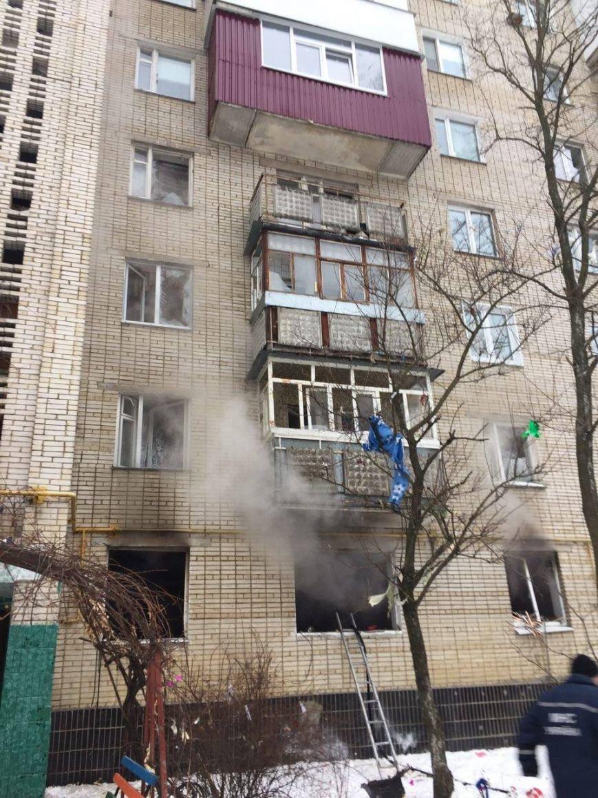 В Сумах патрульные эвакуировали жителей дома на пр. Лушпы, где прогремел взрыв (ФОТО), фото-1