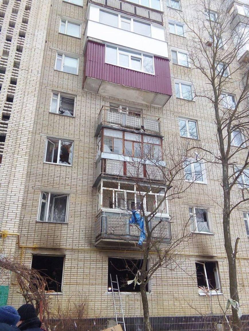 В Сумах хозяину квартиры, где прогремел взрыв, инкриминируют умышленное уничтожение имущества (ФОТО), фото-5