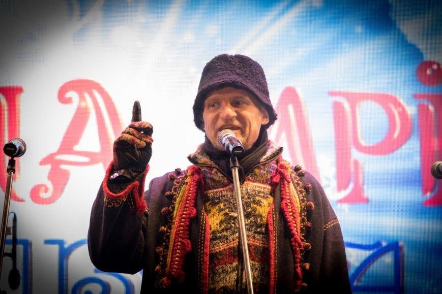 Как на центральной площади Днепра зажигал Олег Скрипка (ФОТО), фото-1