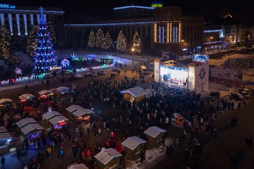 Как на центральной площади Днепра зажигал Олег Скрипка (ФОТО), фото-3