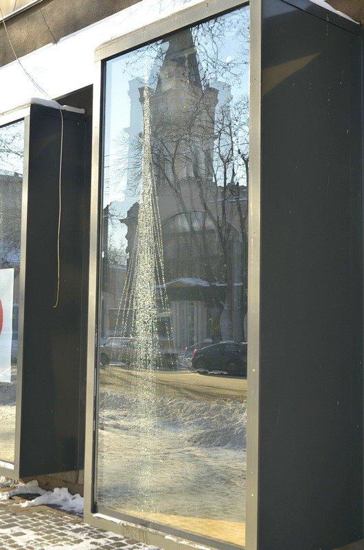 На зданиях Одессы образовались опасные сосульки (ФОТО), фото-8