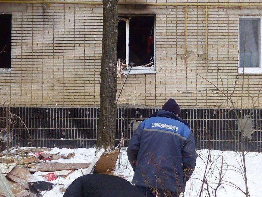 Стало известно, когда жители дома, где сегодня прогремел взрыв, вернутся в свои квартиры, фото-2
