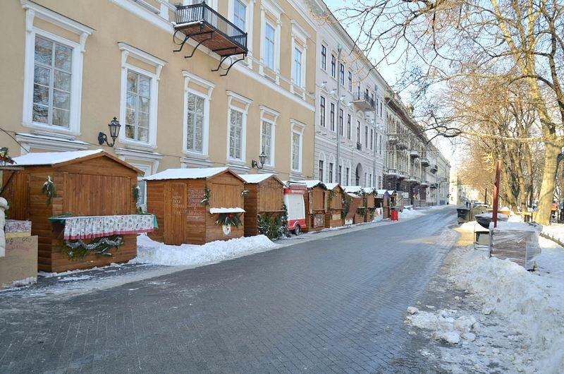 Серые будни вернутся в Одессу: наступила вторая неделя нового года (ФОТО), фото-6