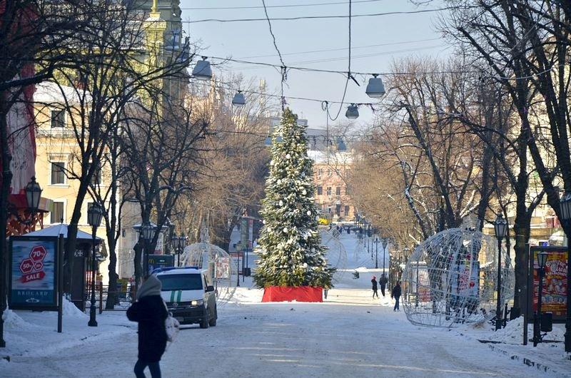 Серые будни вернутся в Одессу: наступила вторая неделя нового года (ФОТО), фото-9