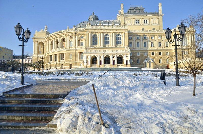 Серые будни вернутся в Одессу: наступила вторая неделя нового года (ФОТО), фото-3