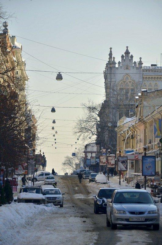 Серые будни вернутся в Одессу: наступила вторая неделя нового года (ФОТО), фото-19